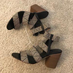 Summertime heels